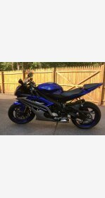 2016 Yamaha YZF-R6 for sale 200705821