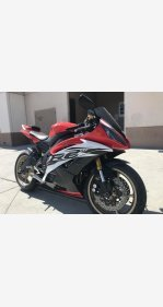2016 Yamaha YZF-R6 for sale 200714096
