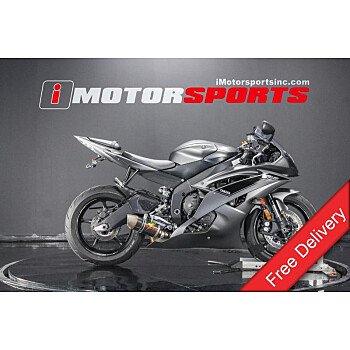 2016 Yamaha YZF-R6 for sale 200769288