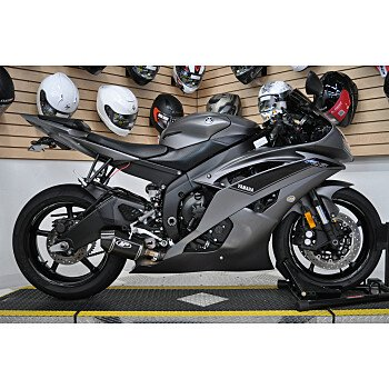 2016 Yamaha YZF-R6 for sale 200805249