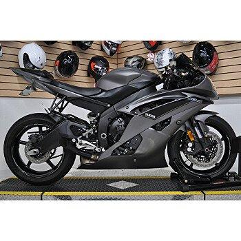2016 Yamaha YZF-R6 for sale 200851951