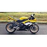 2016 Yamaha YZF-R6 for sale 201007347