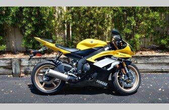 2016 Yamaha YZF-R6 for sale 201179103