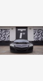 2017 Acura NSX for sale 101433810