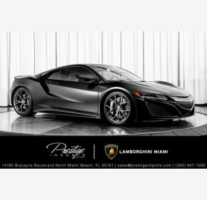 2017 Acura NSX for sale 101454977