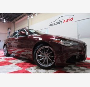 2017 Alfa Romeo Giulia for sale 101338695
