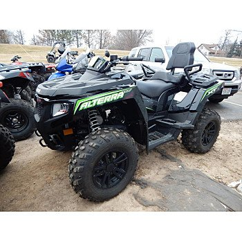 2017 Arctic Cat Alterra TRV 550 for sale 200688377