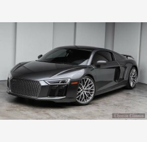 2017 Audi R8 V10 plus Coupe for sale 101104087