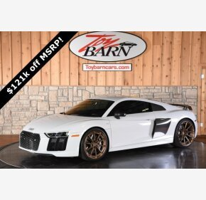 2017 Audi R8 V10 plus Coupe for sale 101195895
