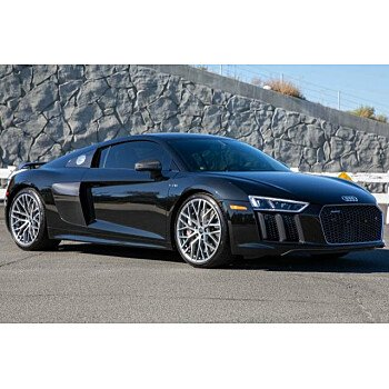 2017 Audi R8 V10 plus Coupe for sale 101287340