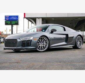2017 Audi R8 V10 plus Coupe for sale 101322379