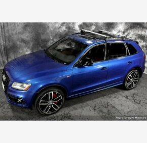 2017 Audi SQ5 Prestige for sale 101215387
