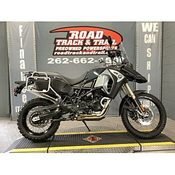 2017 BMW F800GS for sale 200810757