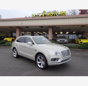 2017 Bentley Bentayga for sale 101419189