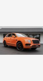 2017 Bentley Bentayga for sale 101434907