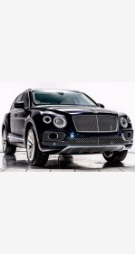 2017 Bentley Bentayga for sale 101451463