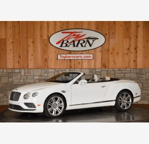 2017 Bentley Continental for sale 101375859