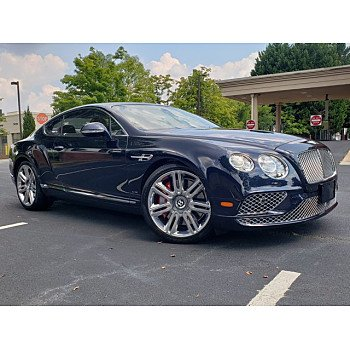 2017 Bentley Continental for sale 101605320