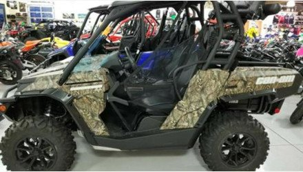 2017 Can-Am Commander 1000 for sale 200574997