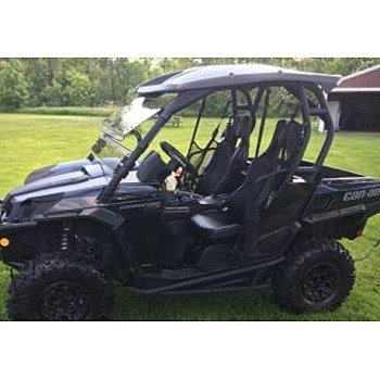 2017 Can-Am Commander 1000 for sale 200688662