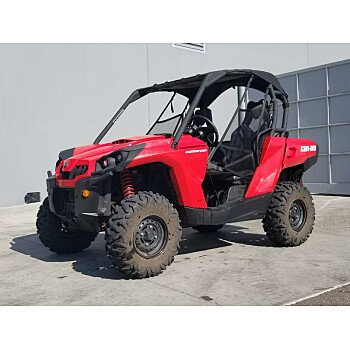 2017 Can-Am Commander 800R for sale 200692188