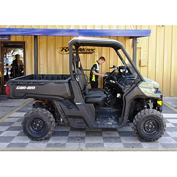 2017 Can-Am Defender for sale 200671831