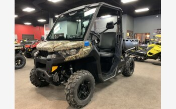 2017 Can-Am Defender for sale 200842753
