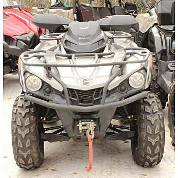 2017 Can-Am Outlander 570 for sale 200651976