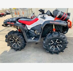 2017 Can-Am Outlander 850 for sale 200700607