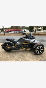 2017 Can-Am Spyder F3 for sale 200646242