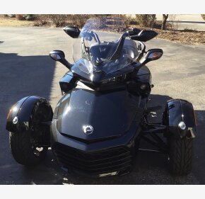 2017 Can-Am Spyder F3 for sale 200712296