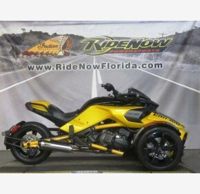 2017 Can-Am Spyder F3 for sale 200782370