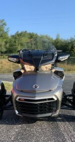 2017 Can-Am Spyder F3 for sale 200800140