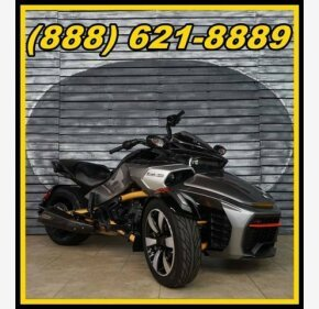 2017 Can-Am Spyder F3 for sale 200838874