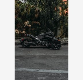 2017 Can-Am Spyder F3 for sale 200942415