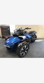 2017 Can-Am Spyder F3 for sale 200972428