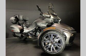 2017 Can-Am Spyder F3 for sale 201015292