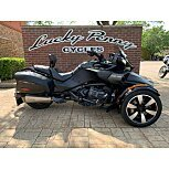 2017 Can-Am Spyder F3 for sale 201073161