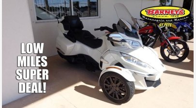 2017 Can-Am Spyder RT-S for sale 200664038