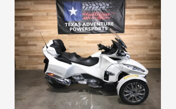 2017 Can-Am Spyder RT for sale 200900400