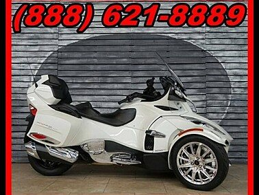 2017 Can-Am Spyder RT for sale 200915658