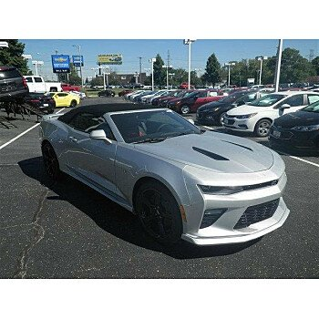 2017 Chevrolet Camaro SS Convertible for sale 100791058