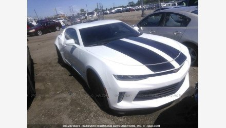 2017 Chevrolet Camaro LT Coupe for sale 101015257