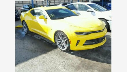 2017 Chevrolet Camaro LT Coupe for sale 101065287