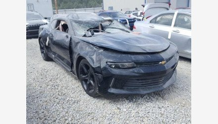 2017 Chevrolet Camaro LT Coupe for sale 101066501