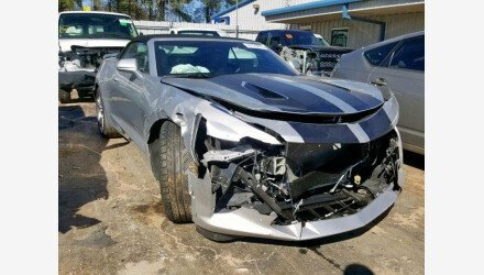 2017 Chevrolet Camaro SS Convertible for sale 101100896