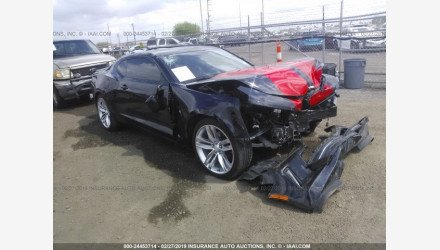2017 Chevrolet Camaro LT Coupe for sale 101110500