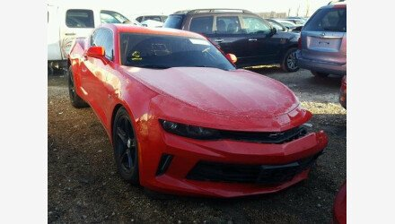 2017 Chevrolet Camaro LT Coupe for sale 101110777