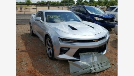 2017 Chevrolet Camaro SS Coupe for sale 101112620
