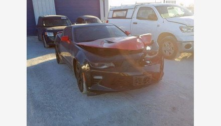 2017 Chevrolet Camaro SS Coupe for sale 101113265